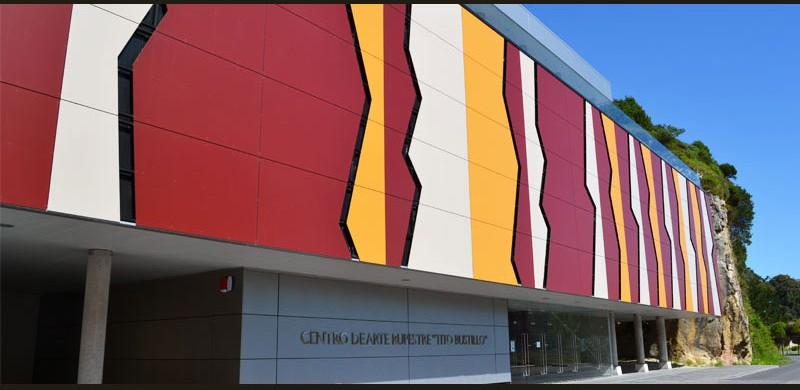 Centro de arte rupestre y gala