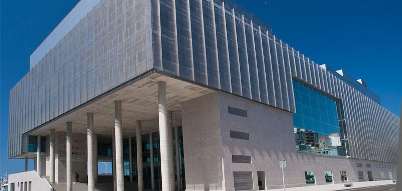 Auditorio Palacio de Congresos Mar de Vigo y serie smart de Gala