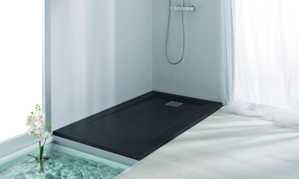Modelos de platos de ducha antideslizantes: el que ...