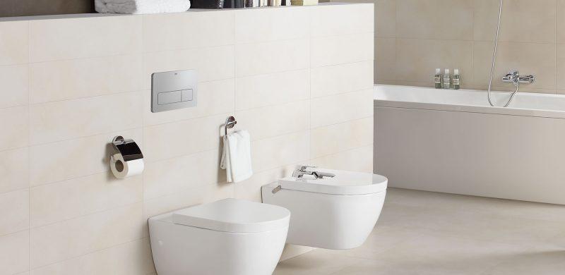 baños minimalistas pequeños