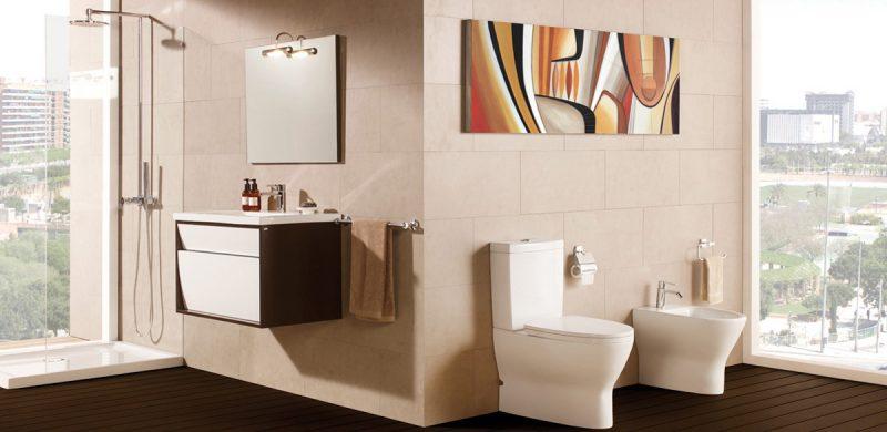 diseñar un baño