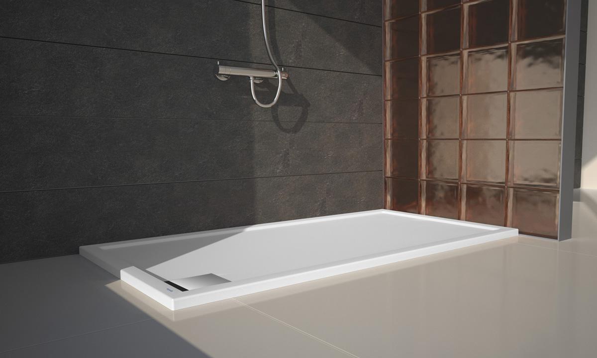 Modelos de platos de ducha antideslizantes el que for Modelos de baneras para bano