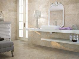 Conseguir un baño vintage
