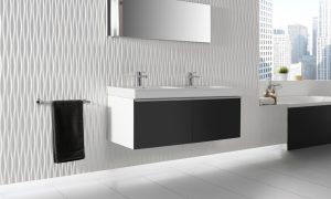 muebles para conseguir un baño cómodo