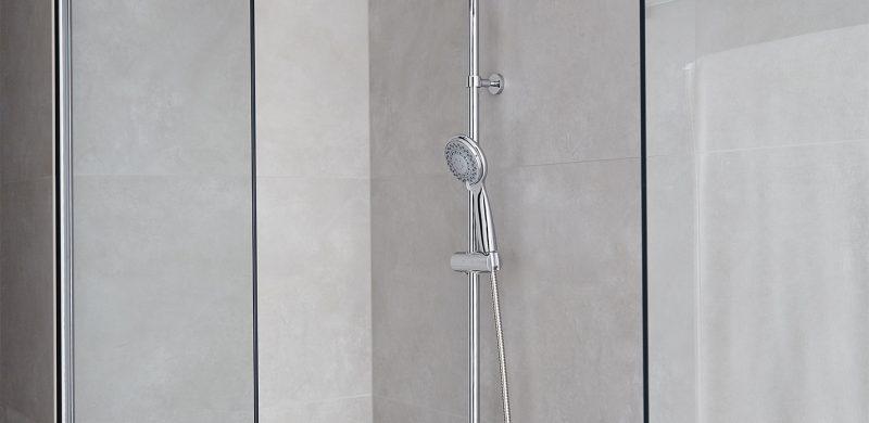 Elegir la columna de ducha