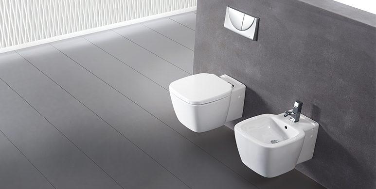 Inodoros para baños pequeños