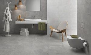 Ceramica inspirada en el cemento