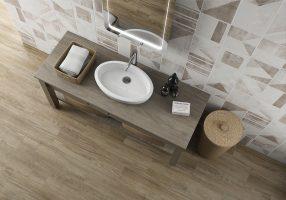 Madera en el baño: ideas y diseño