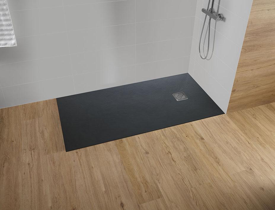 Plato de ducha extraplano Suite