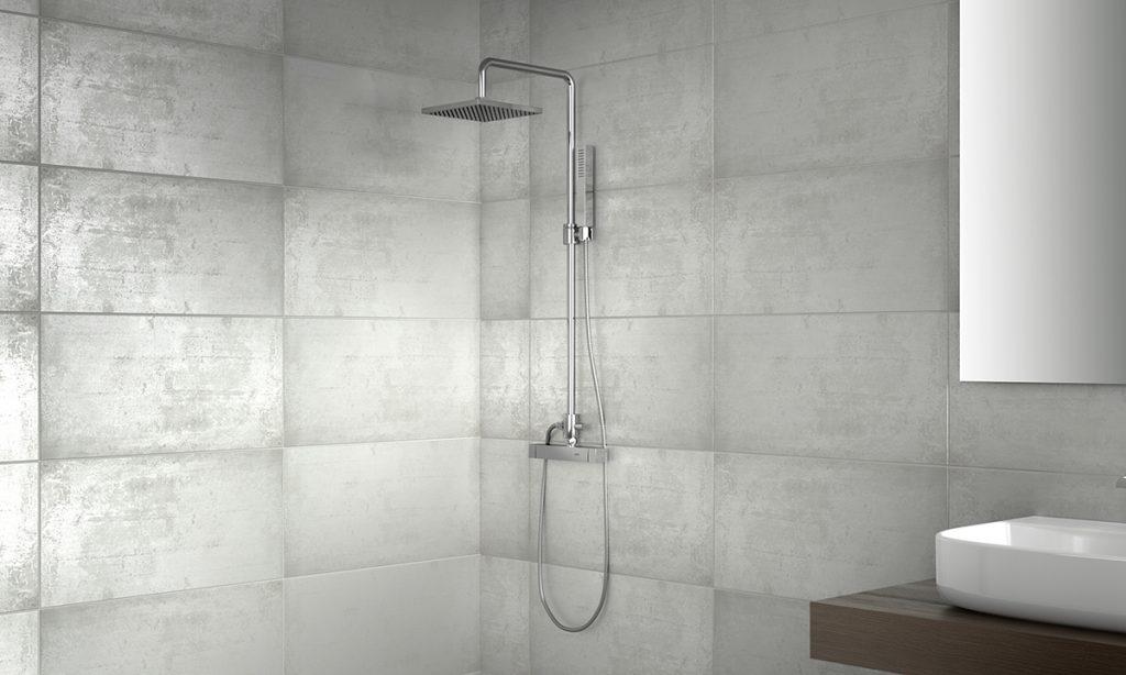 Grifería de ducha y bañera Kirei de Gala