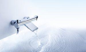 grifería de ducha y bañera Sonata termostática