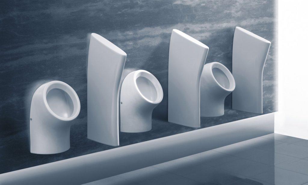 Urinarios Mare para baños públicos