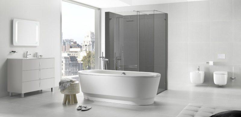 Consigue un baño práctico con la bañera ópera