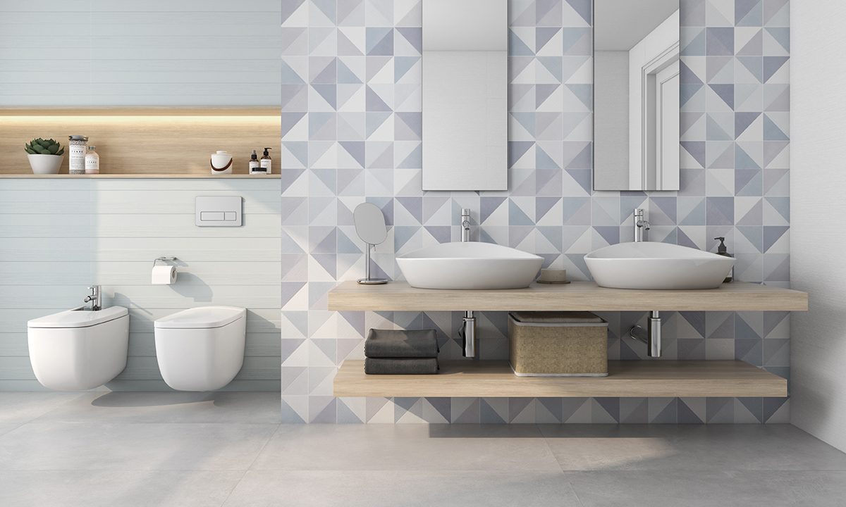Azulejos para baños modernos: tendencias en cerámica para 2019Gala Blog