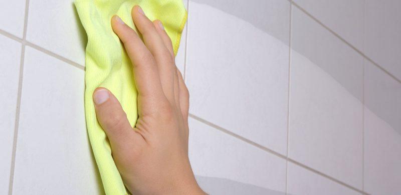 limpiar azulejos de cocina