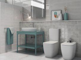 baños de 4 metros cuadrados
