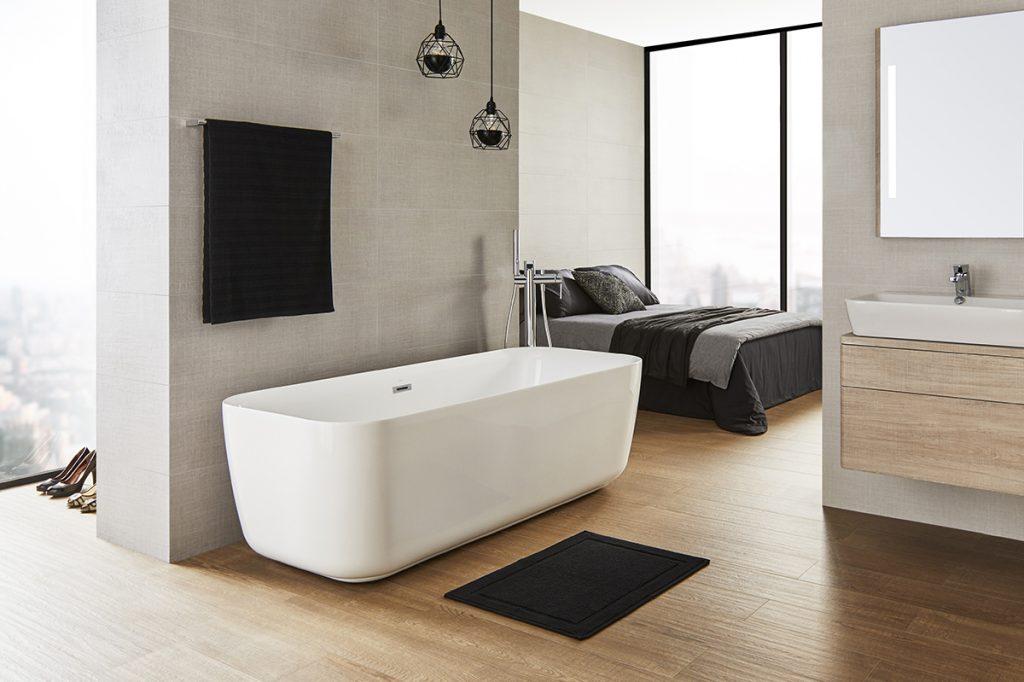 baños para hoteles pequeños