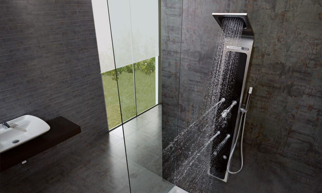 diseño de baños para hoteles